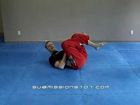 Solo Flexibilty Drills for Jiu Jitsu Image 1