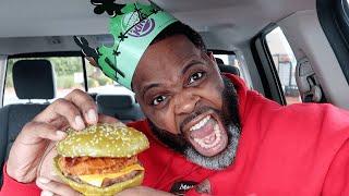 Burger King Nightmare King Review | Feeding my Nightmares?
