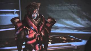 Mass Effect 3: Javik The Protheans First Encounter