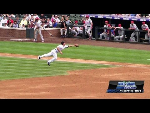 Arenado robs Pettibone with an awesome play
