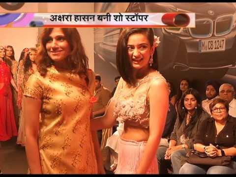 BMW India Bridal Fashion Show