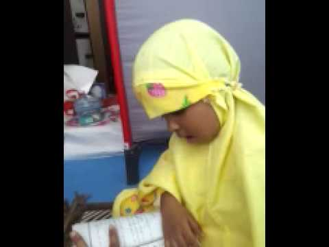 Nur Shafiqah Ngaji video