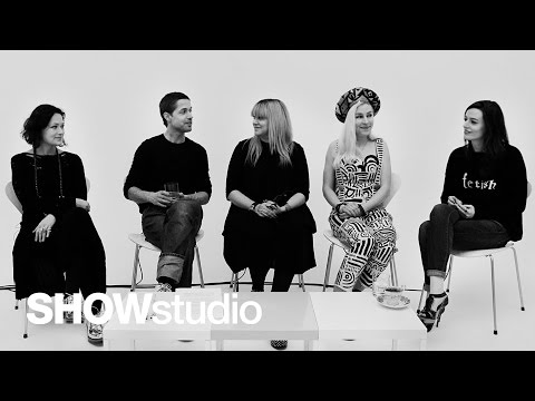SHOWstudio: Sister by Sibling – Womenswear Autumn/Winter 2013 Panel Discussion