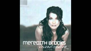 Watch Meredith Brooks Back To Eden video