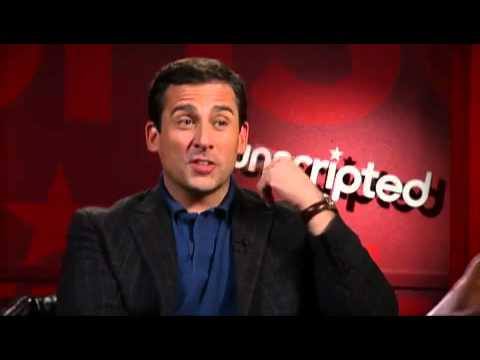 Unscripted with Steve Carell and Anne Hathaway