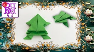 Origami Frog Hoppers Activity Instructions  twinklcouk