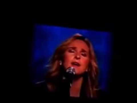 Melissa Etheridge, European Broadcast - May 2003