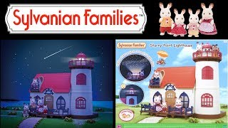 Starry Point Lighthouse Sylvanian Families Review