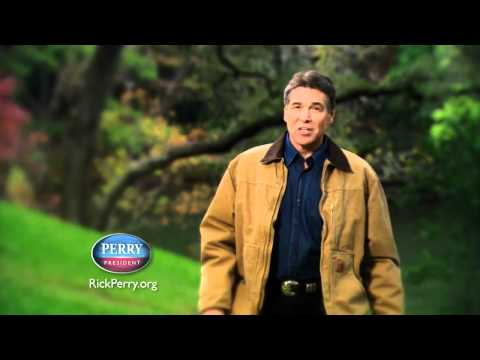 "Rick Perry Anti-Gay Ad - ""Strong"" - COMMENTS ALLOWED"
