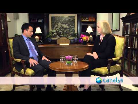 Exclusive Canalys interview with Meg Whitman, President & CEO, HP