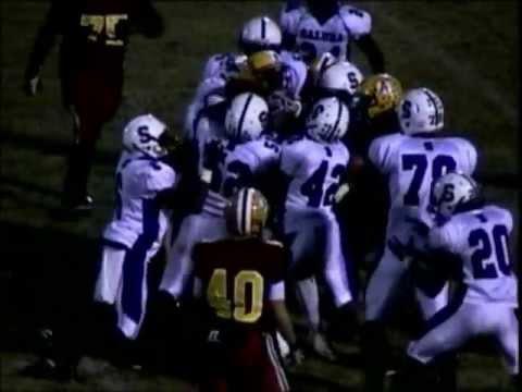 Bryan Vacchio Jr. - Saluda High School Tiger TV 11-20-12.mp4