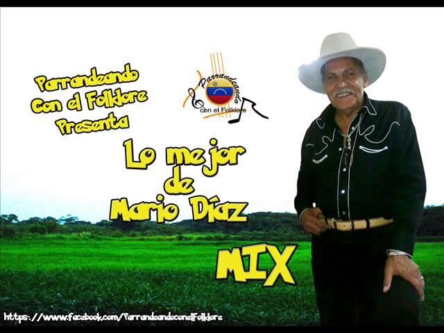Mario Dìaz Mix Lo Mejor - Joropo Tuyero 2014