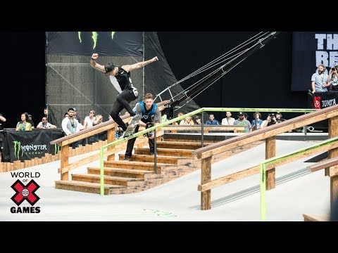 Nyjah Huston: #3 | X Games 2018 Top 10 Moments