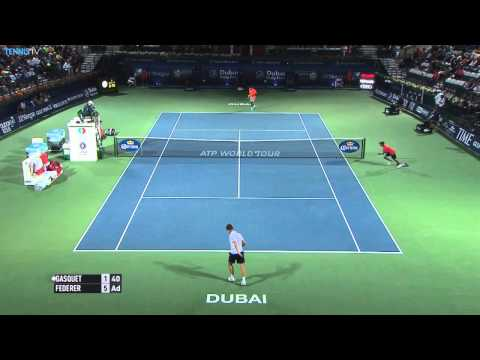 Quarter Final Highlights: ATP World Tour 500 - Dubai Duty Free Championships
