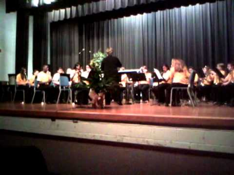 Elm city middle school band May 12, 2011 7:44 PM