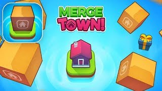 Funny Game: Merge Town on iOS & iPhone without jailbreak