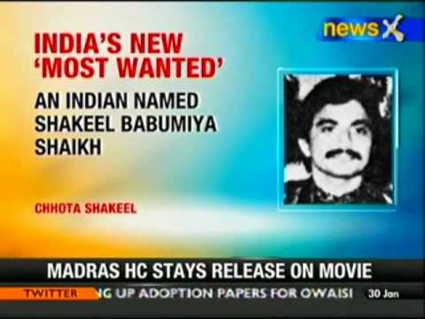 India's new 'most wanted'