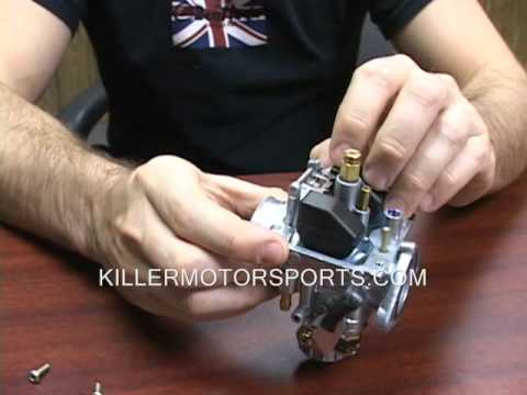 Carburetor Rebuild / Cleaning Instruction Video