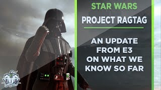 An update on the upcoming Star Wars EA Open World Game Project Ragtag