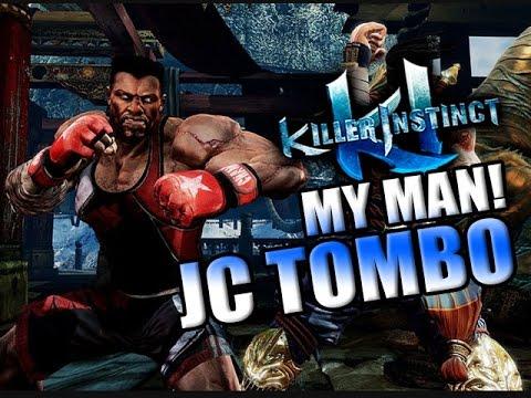 MY MAN, JC TOMBO!  Week Of - T.J. Combo: Part 5 (Killer Instinct Season 2)