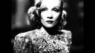 Frag' nicht warum Ich gehe - Marlene Dietrich