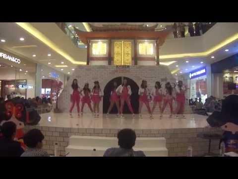 Yeoja Generation (Girls' Generation SNSD Dance Cover) IGAB + Animal full Final KNF 2014
