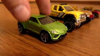 Toy Cars Slide Play and Transportation by Hauler Vehicles for Kids