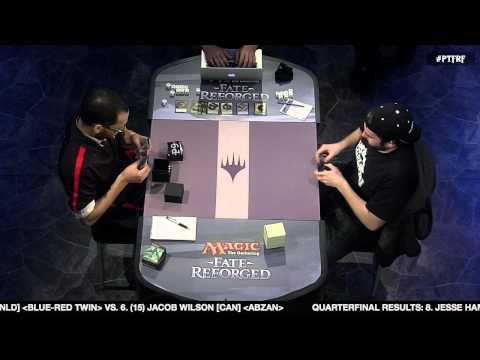 Pro Tour Fate Reforged Quarterfinals (Modern): Justin Cohen vs. Seth Manfield