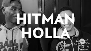 "Hitman Holla On Bonkaz Battle: ""Your First Fight Can't Be Tyson"""