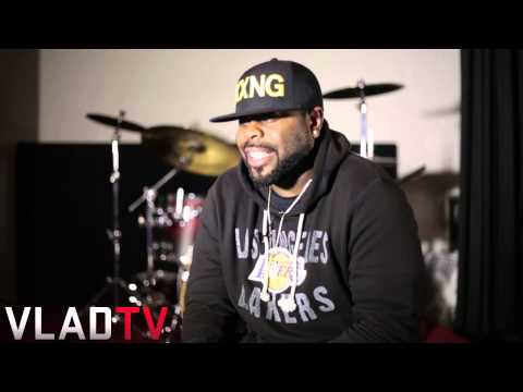 Crooked I: They're Trying to Tear Down Suge's Legacy Like O.J.