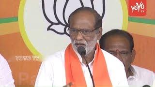 BJP MLA Laxman Reacts on Telangana Budget 2018-19 | CM KCR | Etela Rajender