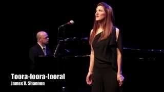 Brigitte O'Halloran - Too-ra-loo-ra-loo-ral (Irish Lullaby)
