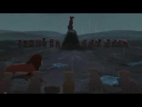 "Король Лев | трейлер Голодные Игры/The Lion King | trailer The Hunger Games""\."