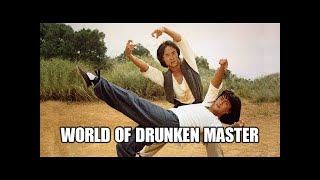 Wu Tang Collection- World of Drunken Master Cantonese with ENGLISH Subtitles