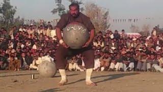 Naeem awan Madni On 170 Kg stone