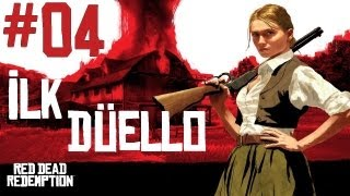 Red Dead Redemption - Bölüm 04 - İlk Düello (PS3/X360) [HD]