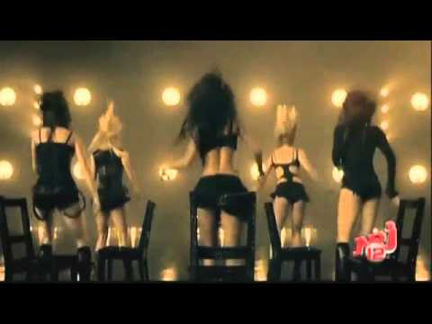 The Pussycat Dolls - Buttons  Official Video     - YouTube.flv Music Videos