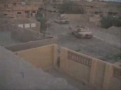 Raw Fallujah Footage- A bit gross