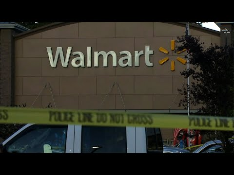 2 Shot, Gunman Dead Outside Wash. State Walmart
