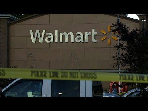2 Shot, Gunman Dead Outside Wash. State Walmart