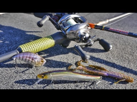 Gear Review: New Rods, Jerkbaits, Lipless Crankbaits, and more...