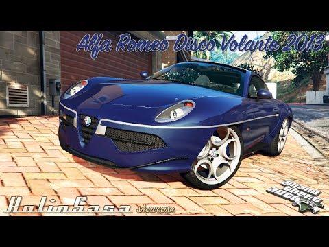 Alfa Romeo Disco Volante 2013 [add-on]