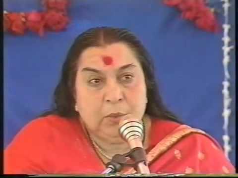 Sahaja Yoga   Shri Lalita Chakra and Shri Shrichakra Puja, Brahmapuri, 1990 Shri Mataji Nirmala Devi