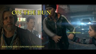 Chapter 12: On the run