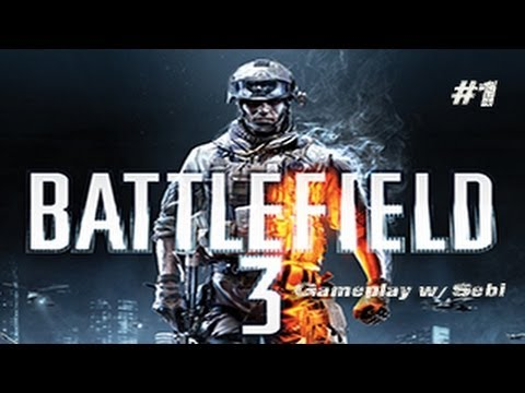 Battlefield 3 Gameplay W sebi- ''brazzer'' #1 video