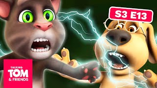 The Substitute Teacher - Talking Tom and Friends | Season 3 Episode 13