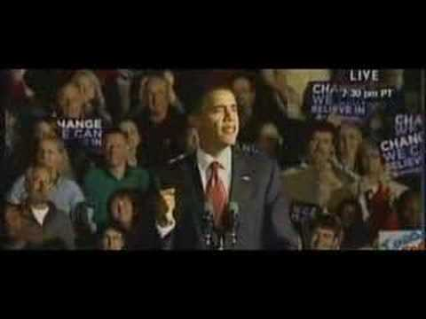 Barack Obama: Great Speech!