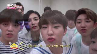 kwon soonyoung's explosion of aegyo