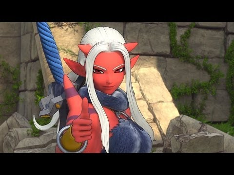 Dragon Quest X Confirmed For 3ds In Japan...fuck You Too Square Enix! video