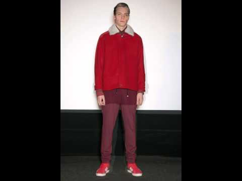 Baartmans & Siegel Menswear Autumn/Winter 2013